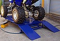 MULTI-PURPOSE Hydraulic Lift Bench