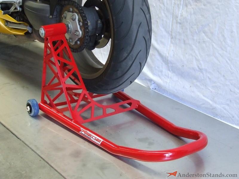 Ducati Rear Stand Dimensions